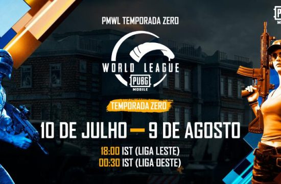 Revelado o torneio especial PUBG Mobile League World Season Zero