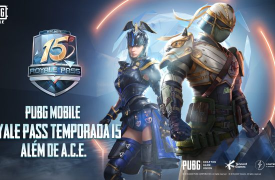 PUBG MOBILE lança Royale Pass Season 15 com recompensas customizáveis
